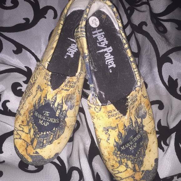Harry Shoes Poshmark Marauders Map Potter xYH8wx